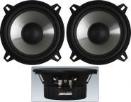 Auto-Lautsprecher-Paar Carpower CRB-130PS