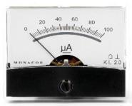 Monacor PM-2/100UA Einbaumessinstrument
