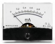 Monacor PM-2/1MA Einbaumessinstrument