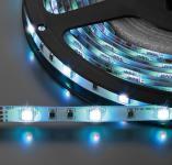 Flexibler LED-Streifen Monacor LEDS-5MPE/RGB