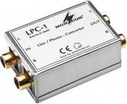 Line-Phono-Konverter Monacor LPC-1