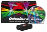 Monacor Lasershow-Software PANGOLIN-SET