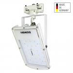 Bioledex 3-Phasen ASTIR LED Fluter 30W 120° 2730Lm 3000K Weiss