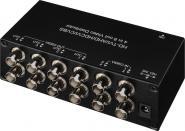 Videoverteiler 4 auf 8 Monacor AXDA-408HDU