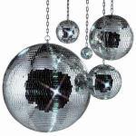 American DJ mirrorball 20 cm