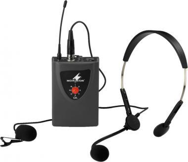 Mikrofonsender Monacor TXA-100HSE