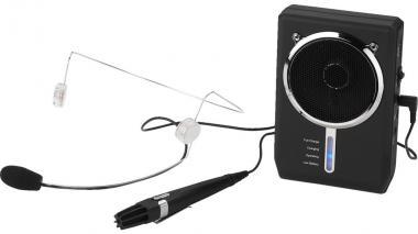 Mikrofon-Aktiv-Set Monacor WAP-7D