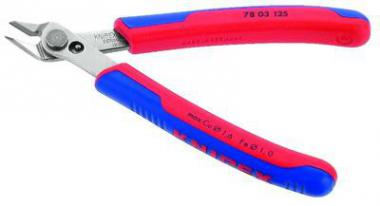 KNIPEX KN-7803-125 Leiterplattenzange