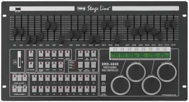 Lichtsteuergerät img Stage Line DMX-4840