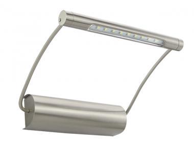 Bioledex LED Bilderleuchte - Edelstahl Design