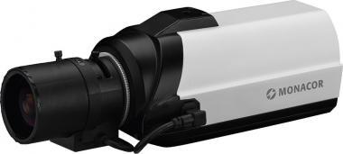 4MP IP Box Kamera Monacor INC-4000BX