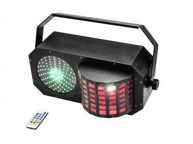 Eurolite LED Triple FX Laser Box