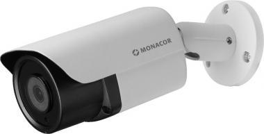 2MP IPC Bullet feste Linse Monacor ELIP-2036BF