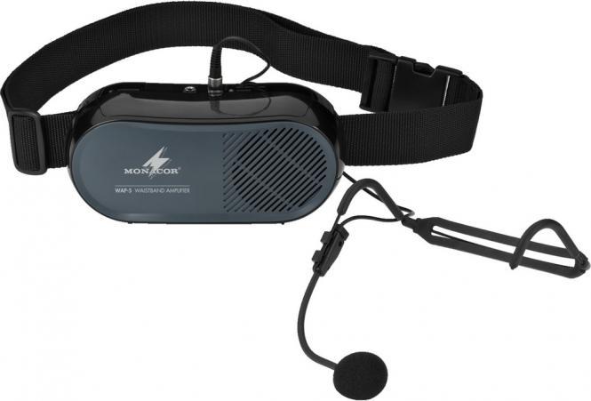 Mikrofon-Aktiv-Set Monacor WAP-5