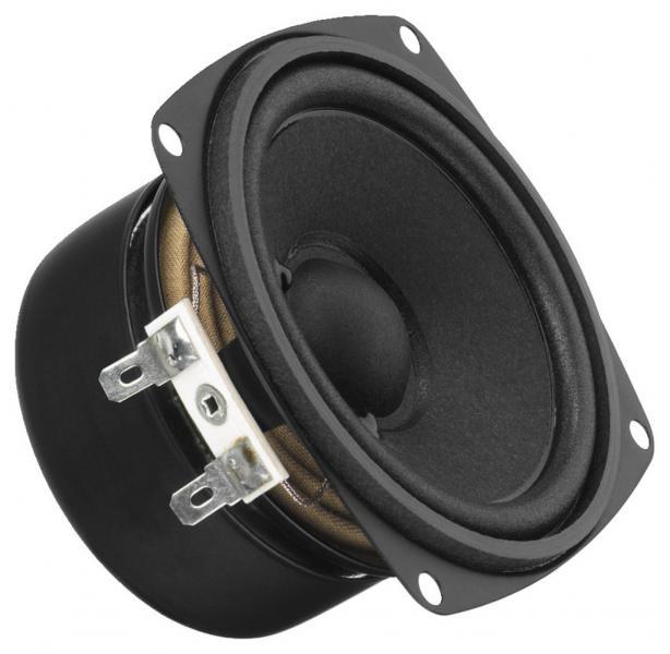 Miniatur-Lautsprecher Monacor SP-8/4SQS