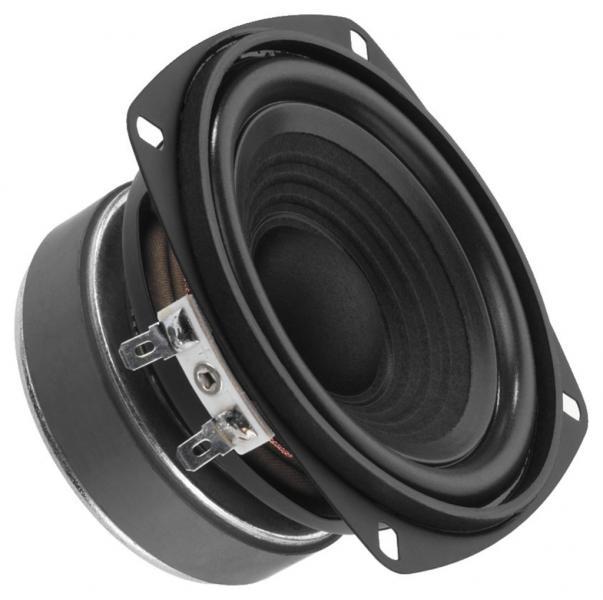 Mini-Basslautsprecher Monacor SP-60/8