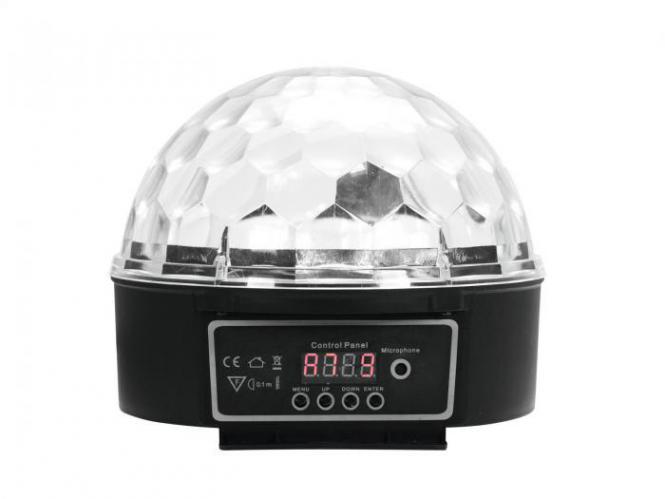 Eurolite LED BC-6 Strahleneffekt