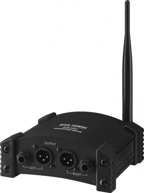 Monacor Wireless Speaker Adapter WSA-50WIFI