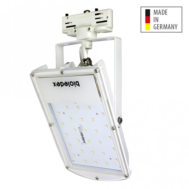 Bioledex 3-Phasen ASTIR LED Fluter 30W 120° 2760Lm 4000K Weiss