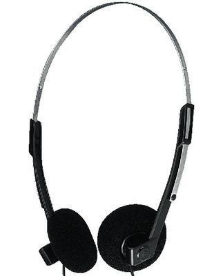 Stereo-Kopfhörer Monacor MD-39