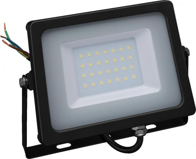 LED-Flutlichtstrahler Monacor LDFS-30/WS