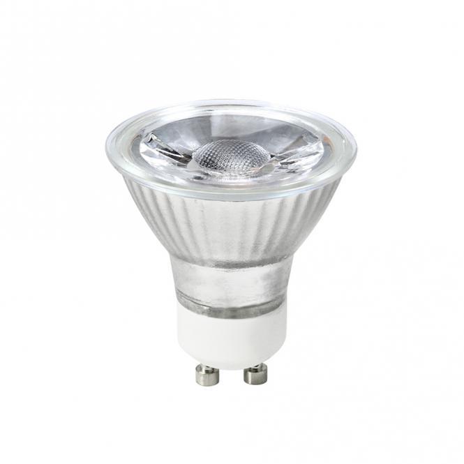 Bioledex HELSO Glas LED Spot GU10 90Ra 3W 260Lm 38° 5000K Tageslichtweiss Ra90