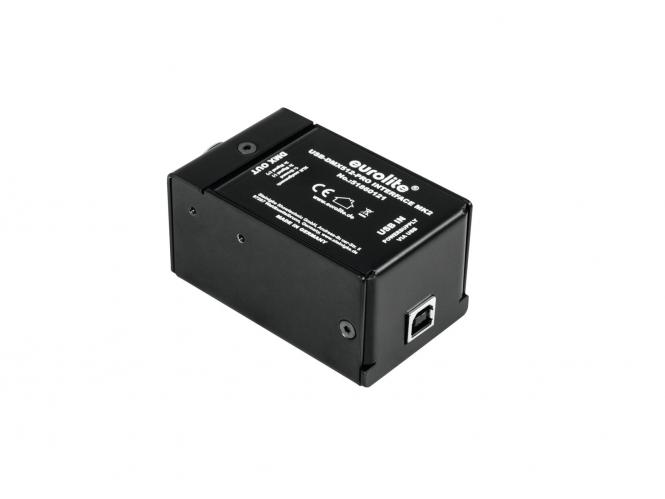 Eurolite USB-DMX512 PRO Interface MK2