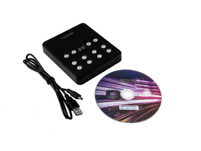 Eurolite LED SAP-1024 Slim Standalone-Player