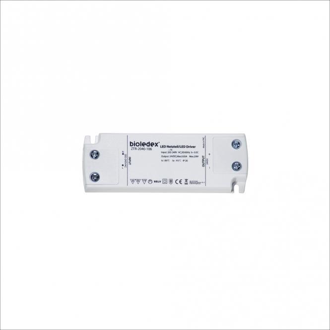 Bioledex 20W 24V DC LED Netzteil