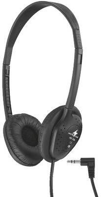 Stereo-Kopfhörer Monacor MD-306