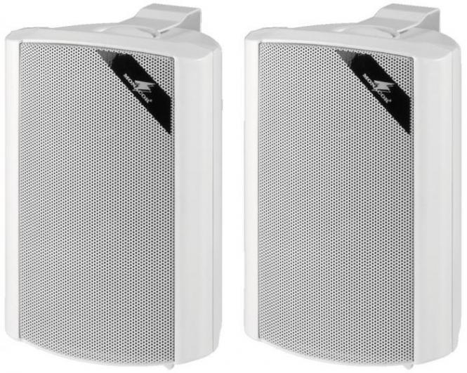 ELA-Lautsprecherpaar Monacor EUL-30/WS