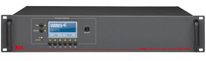 RCS ESC-012 A VARES Digitales Notfallwarnsystem